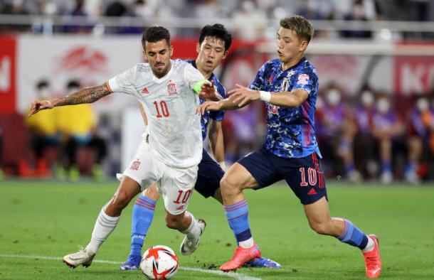 奥运男足夺冠赔率:西班牙居首巴西次席 日本第四